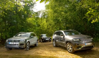 Jeep Grand Cherokee vs rivals