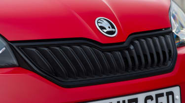Triple test – Skoda Citigo - grille