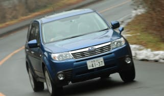 forester front