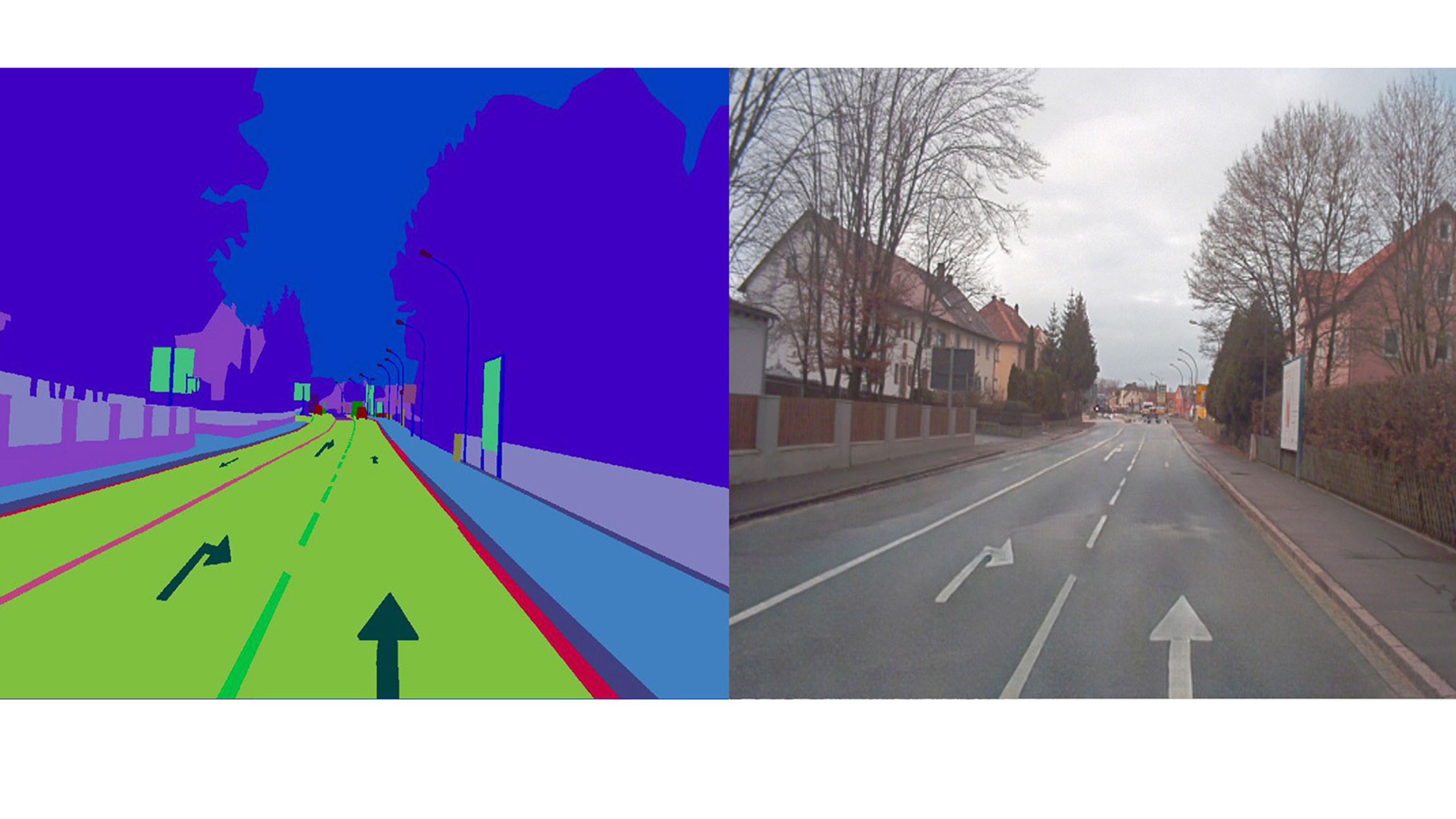 Deepfake software used to aid self-driving car development