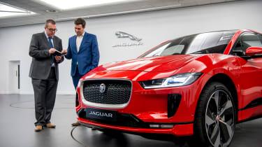 Jaguar I-Pace - John McIlroy