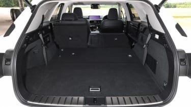 Lexus RX 450h L - boot