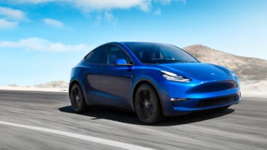 Tesla Model Y - best new cars 2022 and beyond