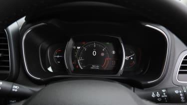 Renault Koleos - Instruments