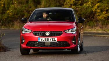 Vauxhall Corsa - cornering
