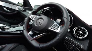 Mercedes-AMG GLC 43 Coupe - interior