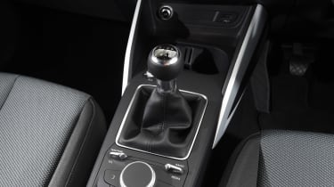 Audi Q2 - centre console