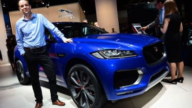 Jaguar F-Pace - Graham Hope