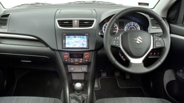Used Suzuki Swift Mk6 - dash