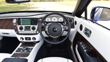 Rolls-Royce Dawn 2016 - interior