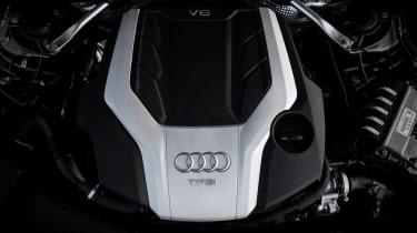 Audi A6 - engine