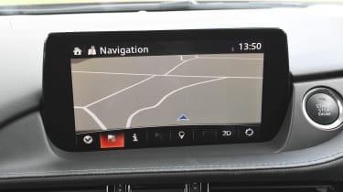 Mazda 6 - sat-nav