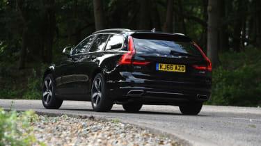 Volvo V90 - rear action