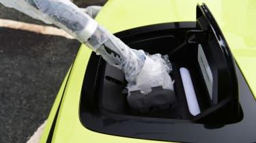 Honda e long termer second report charging
