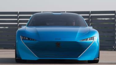 Peugeot Instinct Concept - full front