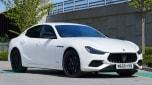 Maserati Ghibli Hybrid - front