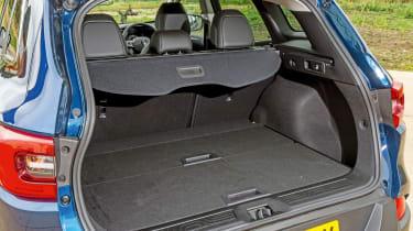 Renault Kadjar - boot