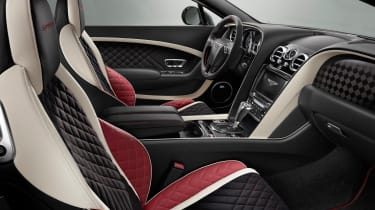 Bentley Continental Supersports 2017 - official interior 2