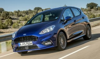 Ford Fiesta ST-Line - front