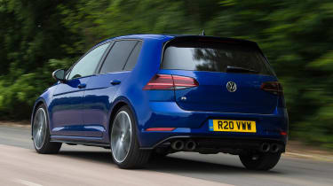 Volkswagen Golf R Performance Pack - rear