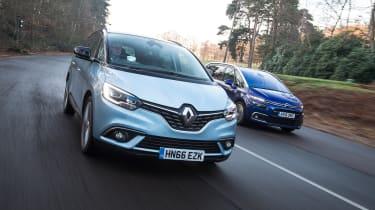 Renault Grand Scenic vs Citroen Grand C4 Picasso - header