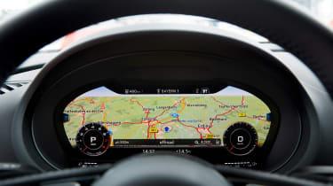 Audi A3 Sportback - Virtual Cockpit