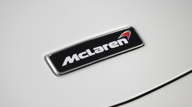 McLaren 570GT - McLaren badge