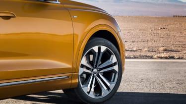 Audi Q8 - wheel