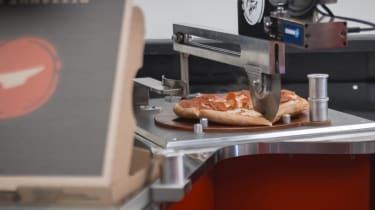 Toyota PIE Pro - pizza