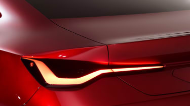 BMW Concept 4 Series - rear light