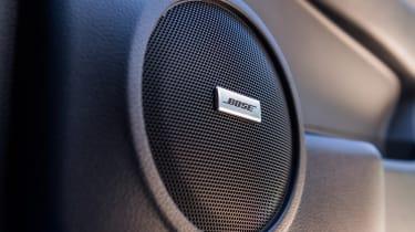 New Nissan Qashqai 2017 speaker