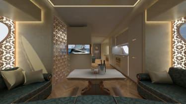 Marchi Mobile eleMMent palazzo Superior lounge