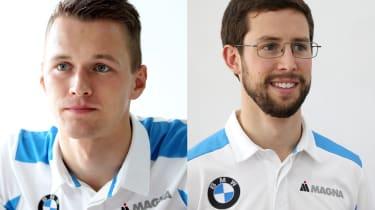 BMW i Andretti drivers 2019/2020