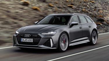 Audi RS 6 Avant - front