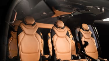 ACH130 Aston Martin Edition - seats