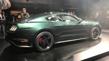 Ford Bullitt Mustang GT - Geneva rear