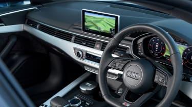 Audi A5 Sportback - interior
