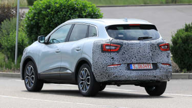 Renault Kadjar - spyshot 10