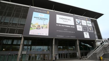 Paris Motor Show 2018 - hall