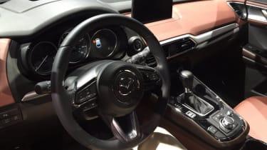 Mazda CX-9 2016 - new york interior