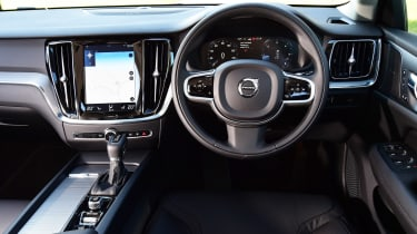 Volvo V60 Cross Country - dash