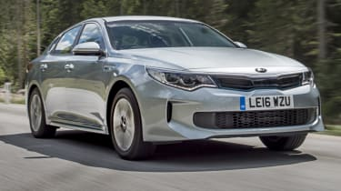 A to Z guide to electric cars - Kia Optima