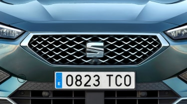 SEAT Tarraco - grille