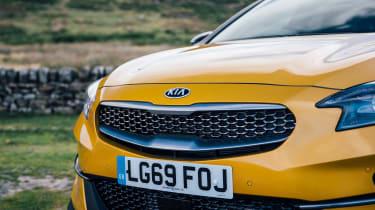 Kia XCeed 1.4 petrol - grille
