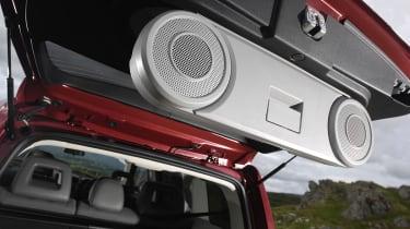 Jeep Patriot 2.0 Diesel Sport tailgate