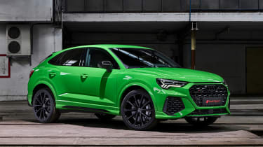 Audi RS Q3 Sportback - front