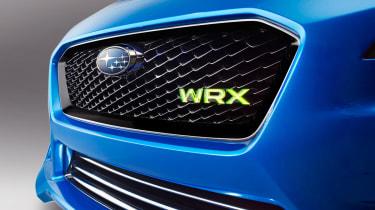 Subaru WRX STi concept grille