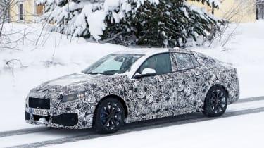 BMW 2 Series Gran Coupe - spyshot 4