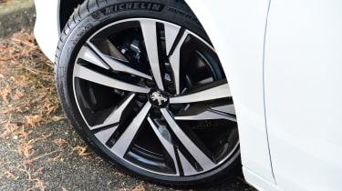 Peugeot 508 SW - wheel