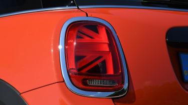 MINI Cooper 5-Door - taillight